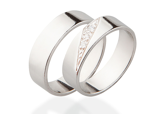 Snubní prsteny VZ020