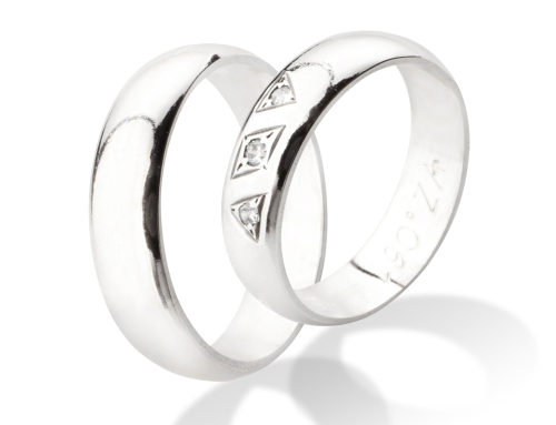 Snubní prsteny VZ061