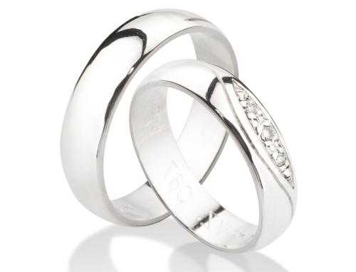 Snubní prsteny VZ067