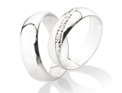 Snubní prsteny VZ080